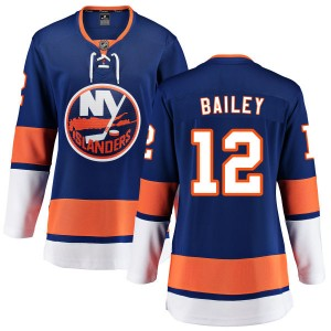 Fanatics Branded Josh Bailey New York Islanders Women's Home Breakaway Jersey - Blue