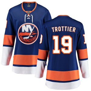 Fanatics Branded Bryan Trottier New York Islanders Women's Home Breakaway Jersey - Blue