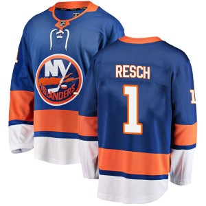 Fanatics Branded Glenn Resch New York Islanders Youth Breakaway Home Jersey - Blue