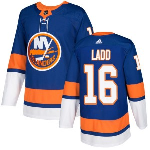 Adidas Andrew Ladd New York Islanders Men's Authentic Jersey - Royal