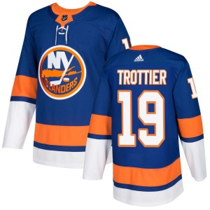 Adidas Bryan Trottier New York Islanders Men's Authentic Jersey - Royal