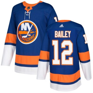Adidas Josh Bailey New York Islanders Men's Authentic Jersey - Royal