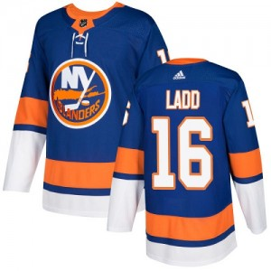 Adidas Andrew Ladd New York Islanders Youth Authentic Home Jersey - Royal Blue