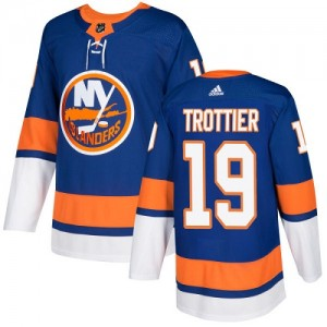 Adidas Bryan Trottier New York Islanders Youth Authentic Home Jersey - Royal Blue