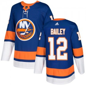 Adidas Josh Bailey New York Islanders Youth Authentic Home Jersey - Royal Blue