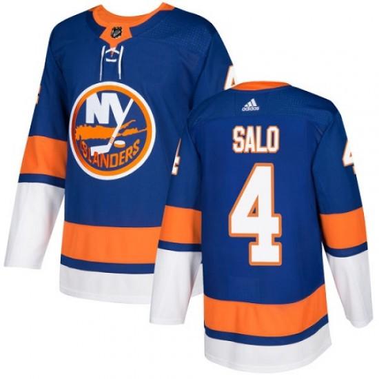 huge discount 82727 fb161 Adidas Ryan Strome New York Islanders Men's Premier Home Jersey - Royal Blue